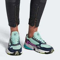 Adidas Falcon W Women's daddy's Retro Running Shoes