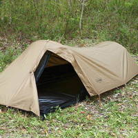 SnugPak Ionosphere One Person Tactical Survival Shelter Tent 92855 - Coyote Tan