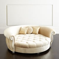 Haute House Cuddle Pet Bed