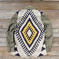 Northwest Legend Sweater Coat