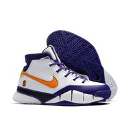 "Nike Kobe 1 Zoom Protro QS ""Close Out"" ""Final Seconds"" - Best Deal Online"
