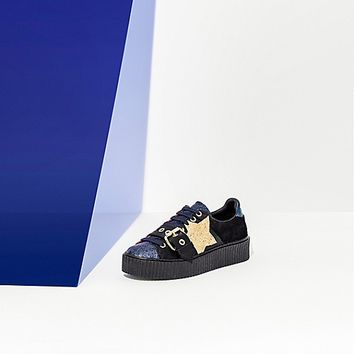 PATCHWORK STAR CREEPER SNEAKER | Tommy Hilfiger