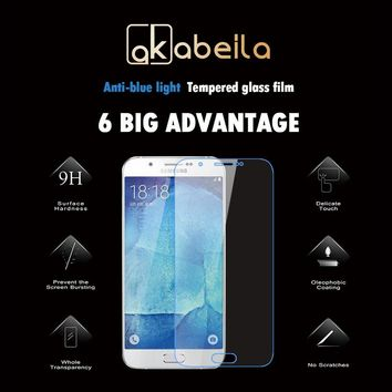 Tempered Glass Screen Protector For Samsung Galaxy S8 G950F G950FD G950U G950A G950P G950T Premium Protective Toughened Film