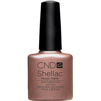 CND - Shellac Iced Cappucino (0.25 oz)