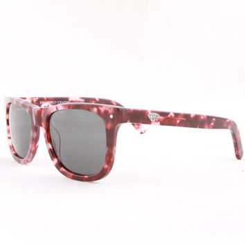 Diamond Supply Co. - Vermont Sunglasses - Burgundy