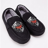 Dark Link Zelda Moccasins - The Legend of Zelda - Spencer's