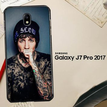 Oliver Sykes Bring Me The Horizon And Signature F0543 Samsung Galaxy J7 Pro SM J730 Case