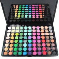 88 Color Eye Shadow Cosmetic Palette -  Milanoo.com