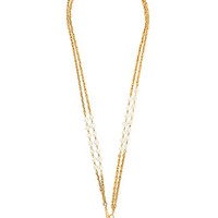 Chanel Vintage Magnifying Glass Long Necklace - Farfetch