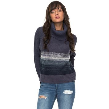 Roxy Morning Sun - Women's Turtleneck Sweatshirt