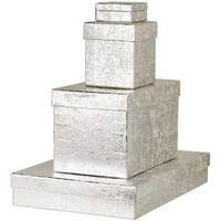 Silver Crush Gift Boxes