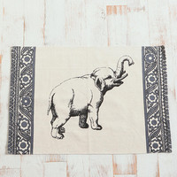 Urban Outfitters - 2x3 Elephant Rug