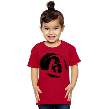 Calvin And Hobbes Adventure Toddler T-shirt