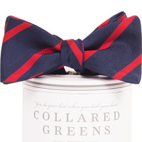 Stowe Bow Tie Navy/Red