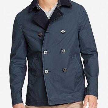 The Commodore Peacoat