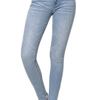 Bullhead Denim Co Marley Blue Skinniest Jeans at PacSun.com