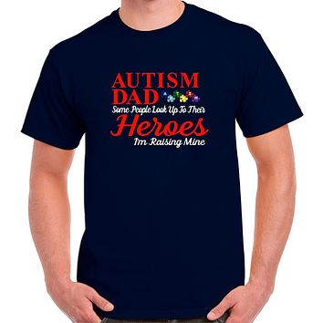 Autism Shirt - Autism Awareness Shirt For Dad - Our T Shirt Shack
