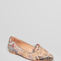 Joie Pointed Toe Smoking Flats - Sabina | Bloomingdale's
