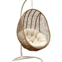 Lamport Swinging Egg Chair
