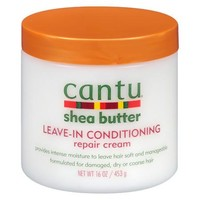Cantu Shea Butter Leave In Conditioning Hair Repair Cream | Walgreens