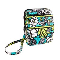 Vera Bradley Mini Hipster in Island Blooms