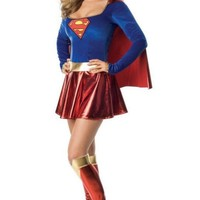DCCKHY9 Sexy Superhero Costume Halloween Costumes For Women Adult Carnival Costume Superman Cosplay HB88