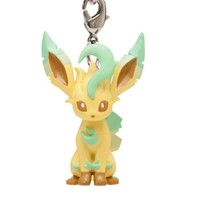 Pokemon Center Leafeon Figure Cell Phone Strap