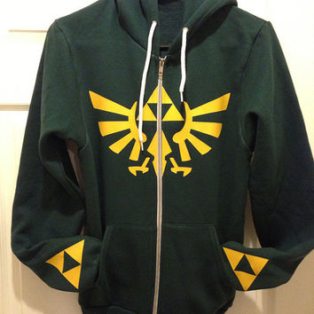 Legend of Zelda Triforce Hoodie