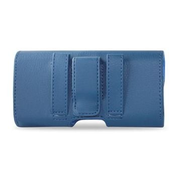 HORIZONTAL POUCH HP102A SIDEKICK 3 NAVY 5.1X2.5X0.8 INCHES: Case Of 120