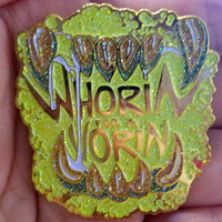 WHORIN FOR A VORIN - GOLD EDITION (defects)