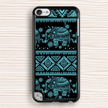 art elephant ipod case,blue elephant ipod 4 case,new design ipod 5 case,best seller ipod touch 4 case,personalized ipod touch 5 case,gift case,best gift case,birthday present case,salable ipod case