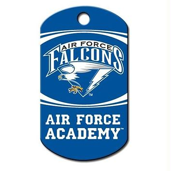 Air Force Falcons Military ID Tag
