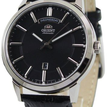 Orient Classic Automatic Black Dial FEV0U003B Men's Watch