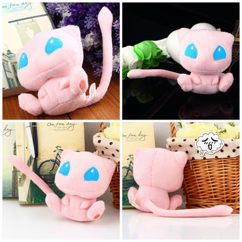 Nintendo Mew Pokemon Plush Toy (Limited Edition)