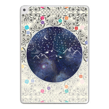 Beautiful Starry Night iPad Tablet Skin