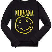 Nirvana Sweatshirt (Kids)