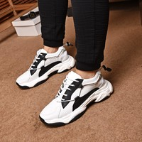 PRADA Men Fashion white Casual vintage Sneakers Sport running  Shoes 2019 Best Quality