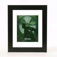 the hulk 8x10 poster wall art print