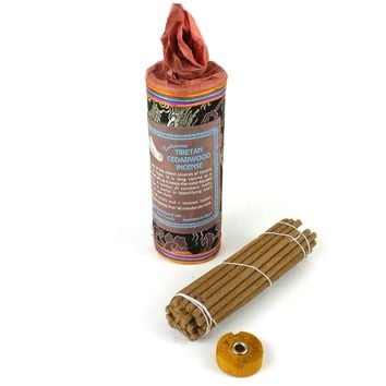 Tibetan Incense - Cedar Incense from Nepal