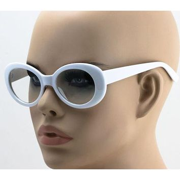 Clout Goggles Rapper Hypebeast Cool Migos Yachty Glasses Kurt Cobain Clear Lens