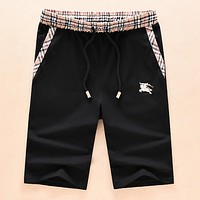 Boys & Men Burberry Fashion Casual Sport Shorts