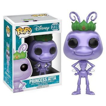 Funko Pop Disney Princess Atta 228 11736