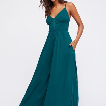 Free People Greenpoint Girl Jumpsuit