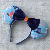 Save the Drama for your Llama /Disney Inspired Minnie Mouse ears / Emperor's New Groove / It's a Small World/ Animal Kingdom