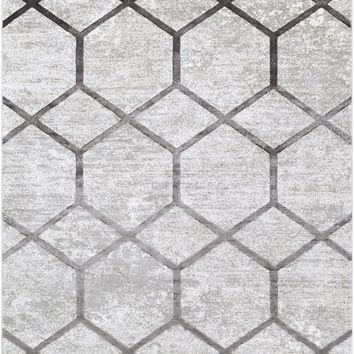 Surya Glimmer Transitional Gray GLI-1022 Area Rug