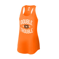 "The Bellas ""Double Trouble"" Women's Racerback Tank Top"