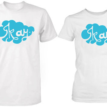 okay the fault in our stars tshirt couple ----- size S,M,L,XL,2L,3XL