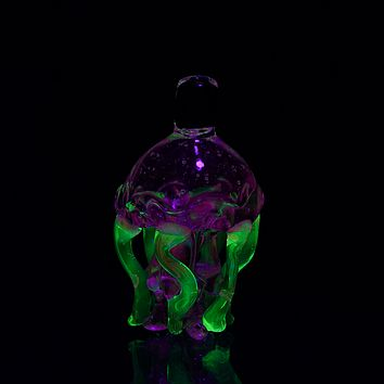 Empire Glassworks UV Jellyfish Carb Cap