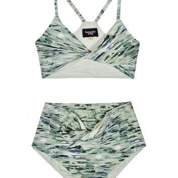 Samantha Pleet Sea Vortex Swimsuit