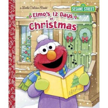 Elmo's 12 Days of Christmas - Walmart.com